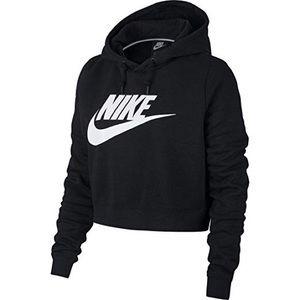 Nike Rally Crop Hoodie